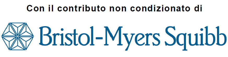 Con il contributo non condizionato di Bristol Myers Squibb